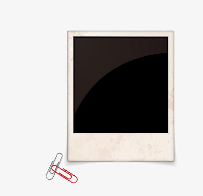 矢量装饰扁平化instagram相框图片