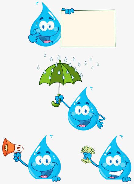 雨滴用伞遮小雨滴素材图片免费下载 高清png 千库网 图片编号9589625