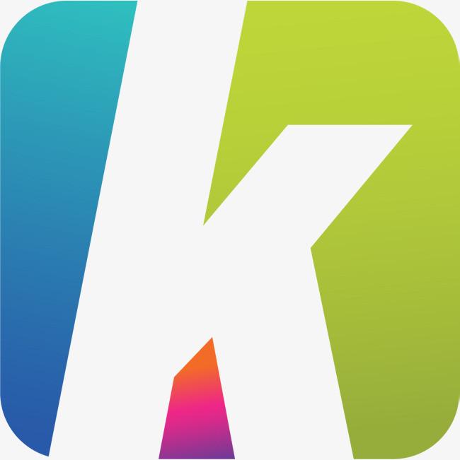 字母k创意logo商标