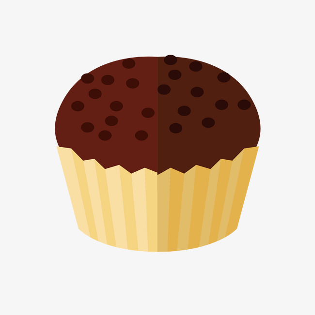 巧克力蛋糕手绘图png素材下载_高清图片png格式(编号