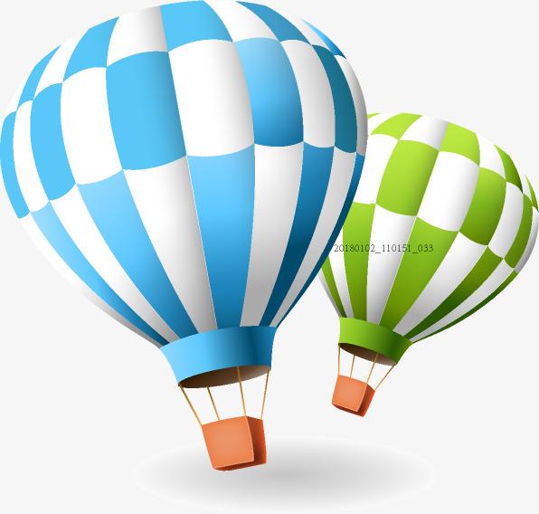 卡通手绘降落伞动画