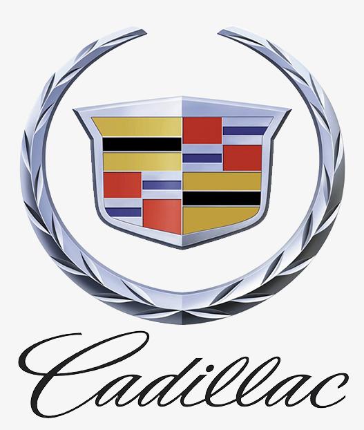 凯迪拉克汽车logo标志
