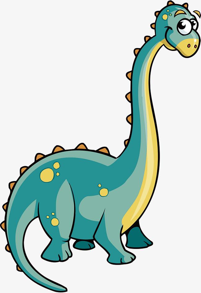 卡通可爱恐龙下载图片