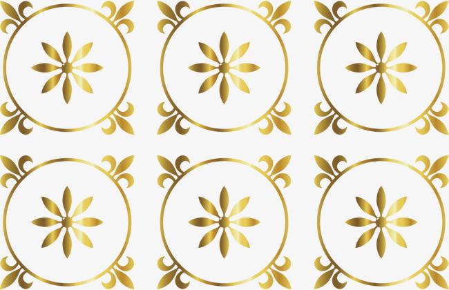 圆形的古风古代窗纹