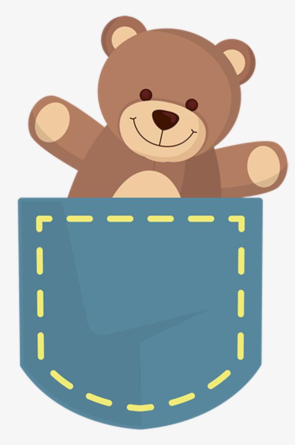 可爱的小熊png
