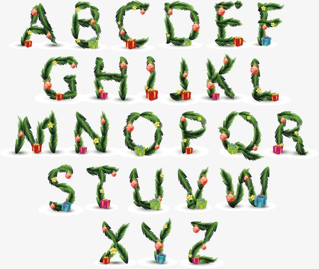 矢量图创意英文字母合集素材图片免费下载 高清psd 千库网 图片编号9749066