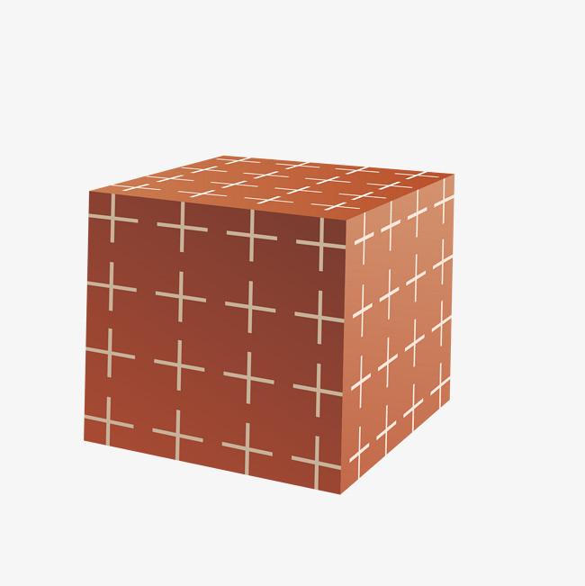 矢量正方体三视图