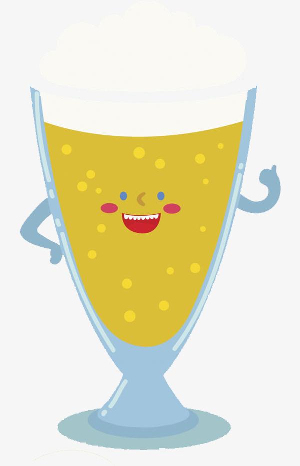 卡通一杯啤酒免抠图png素材下载_高清图片png格式(:)