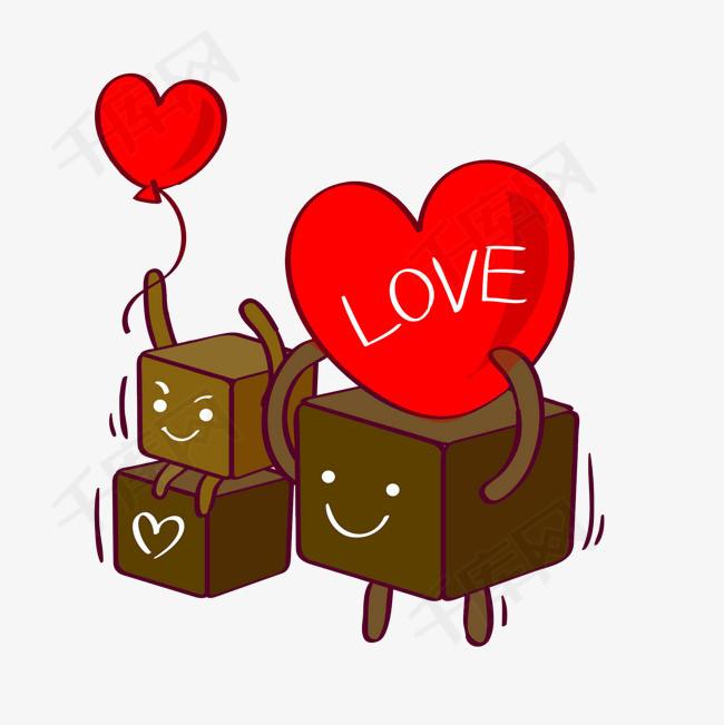 愛心巧克力_愛心巧克力邪惡_愛心巧克力壁紙
