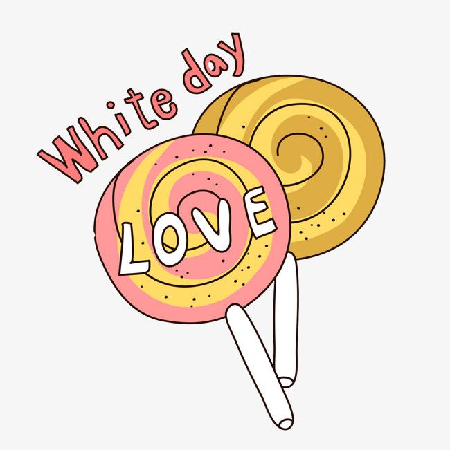 卡通爱心棒棒糖免抠图png素材下载_高清图片png格式