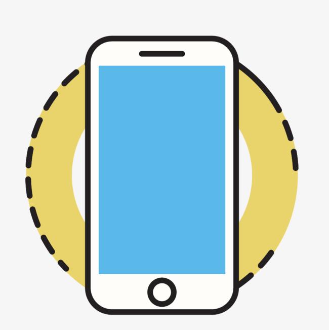 智能手机手绘简图