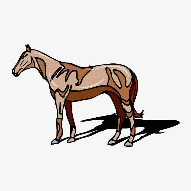 卡通可爱小动物装饰设计动物头像马