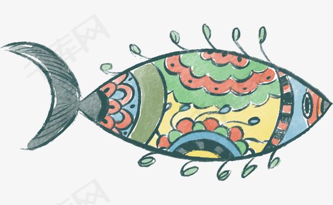 矢量图彩色的小金鱼素材图片免费下载 高清psd 千库网 图片编号9927693