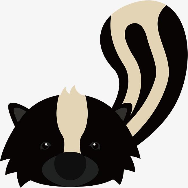 可爱狸猫头像设计