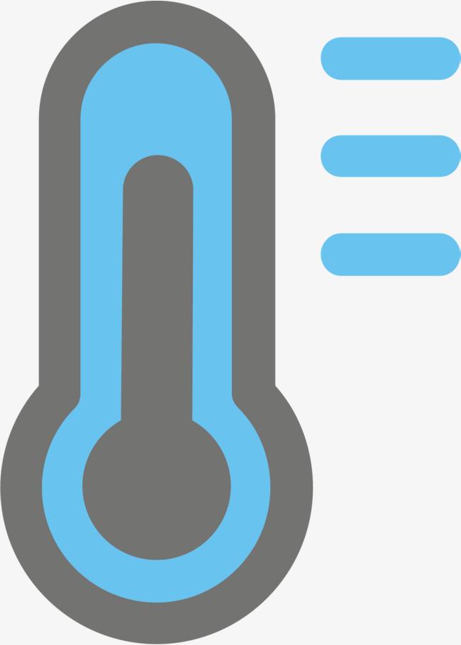 体检用的卡通体温计图片