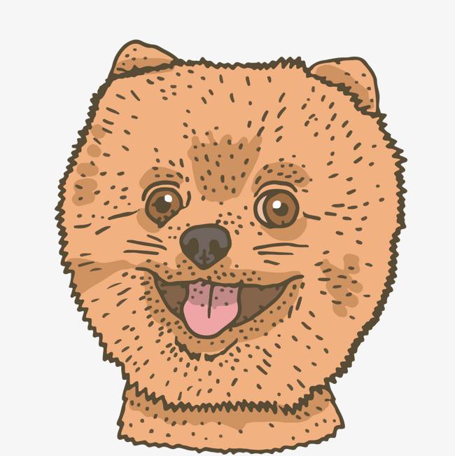 卡通可爱的动物头像设计