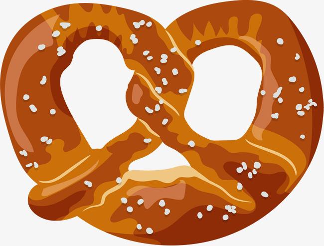 手工制作圆圈面包