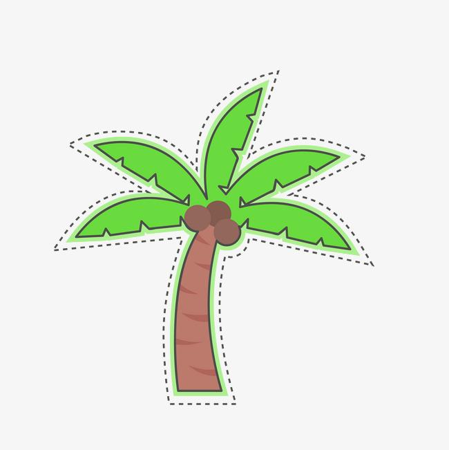 椰子蟹真的吃椰子吗_嫩椰子与老椰子_椰子树
