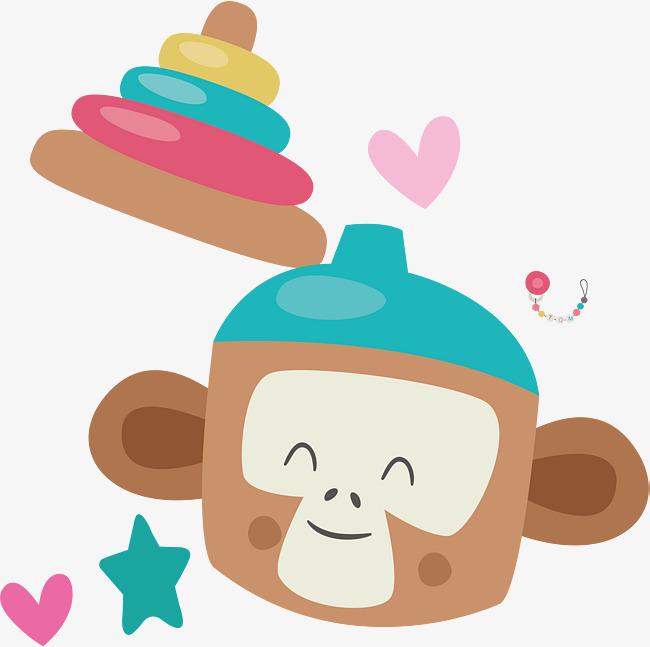 千库网 图片素材 婴儿玩具卡通可爱婴儿用品设计素  婴儿玩具卡通可爱