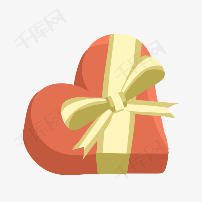 心形礼物盒png下载素材图片免费下载_高清psd_千库网