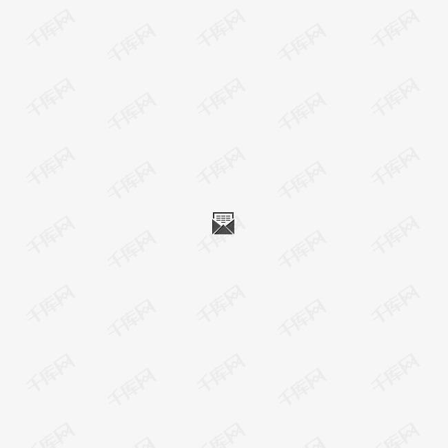 电子邮件字形图标
