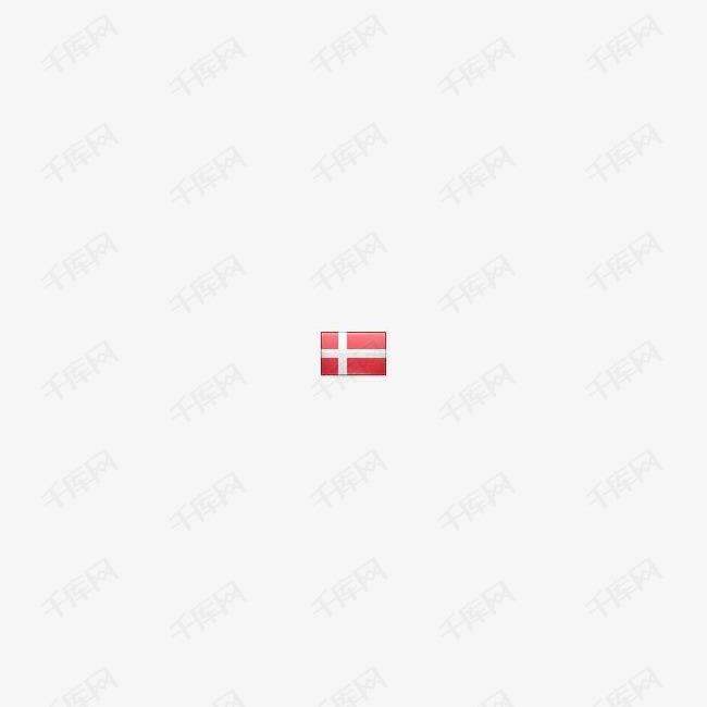 丹麦国旗图标