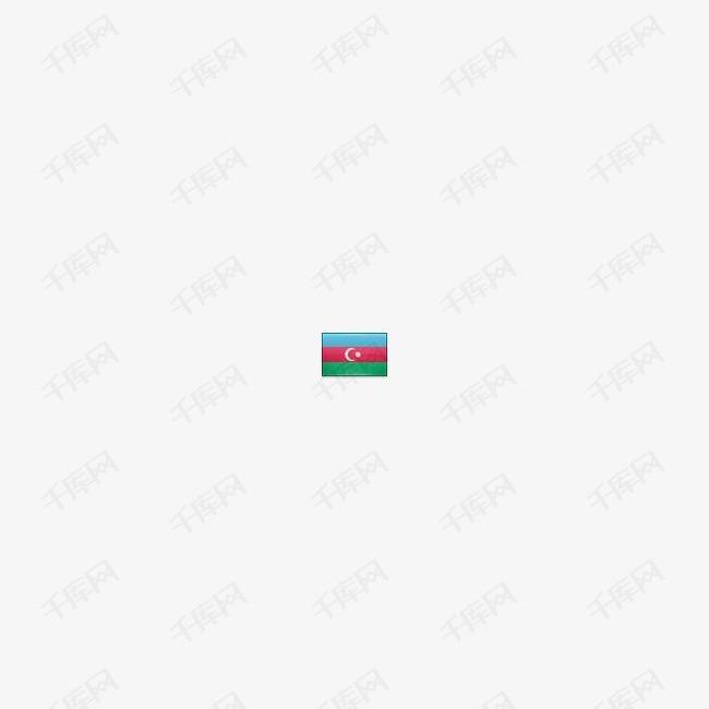 阿塞拜疆国旗图标