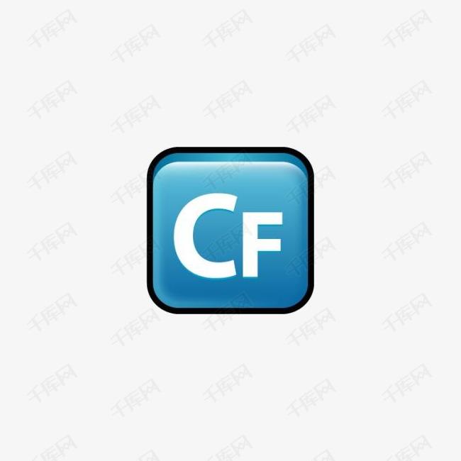 Adobe ColdFusion CS3图标