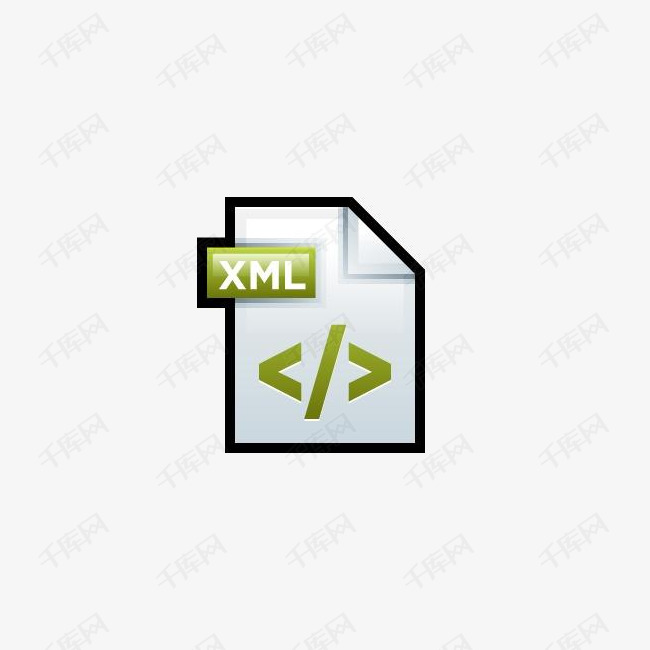 XML文件Adobe Dreamweaver 01图标