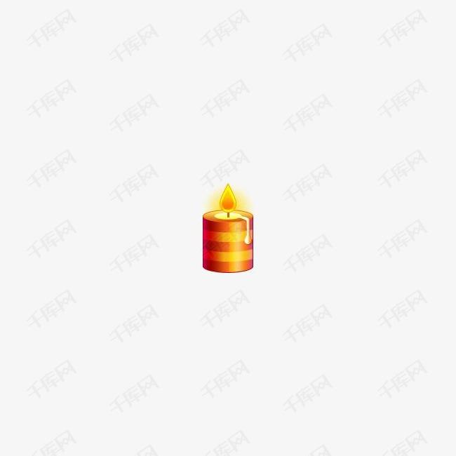 圣诞节蜡烛圣诞节