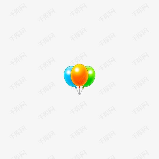 圣诞节气球圣诞节