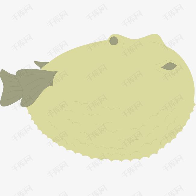 卡通手绘鱼