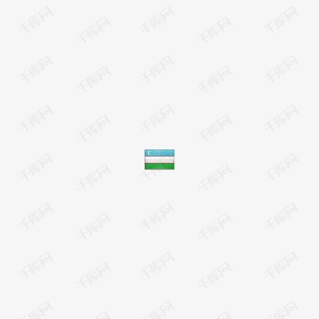 乌兹别克斯坦国旗图标