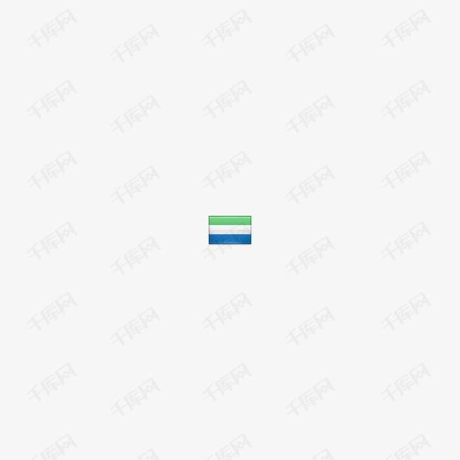塞拉里昂国旗图标
