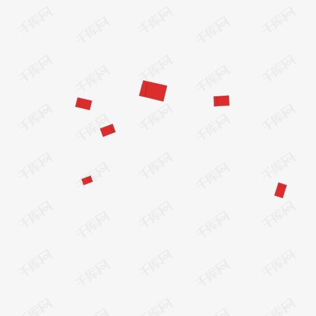 红包漂浮背景