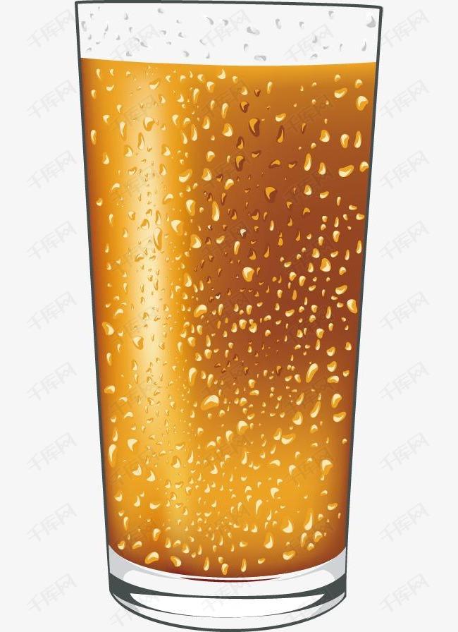 精美饮品啤酒