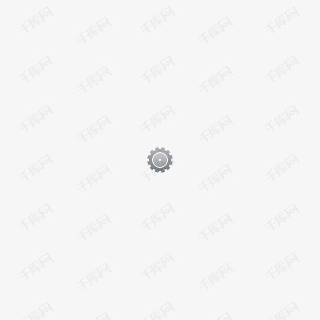 齿轮应用程序图标