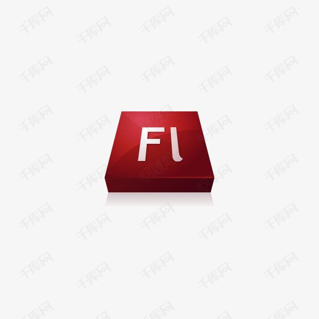 Adobe Flash图标