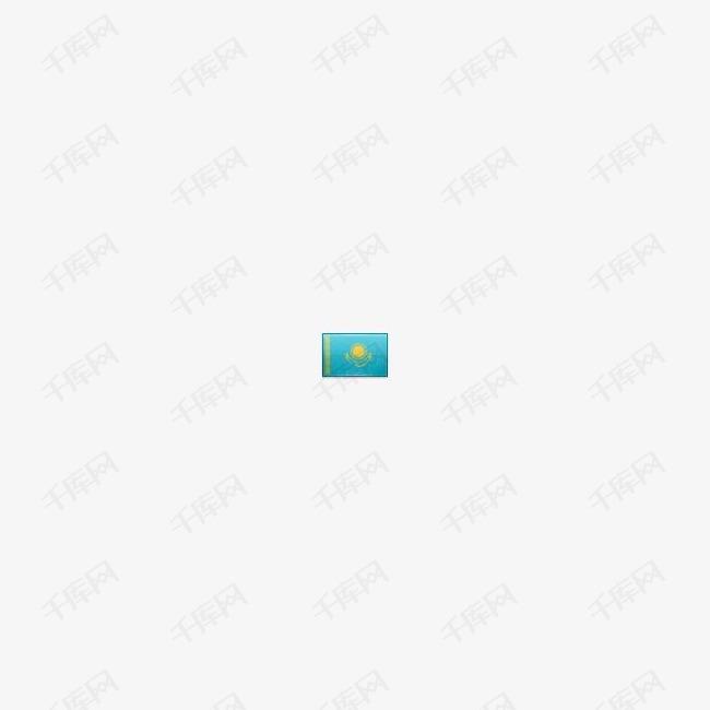 哈萨克斯坦国旗图标