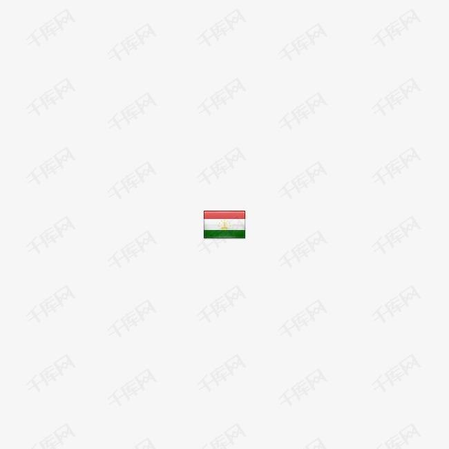 塔吉克斯坦国旗图标