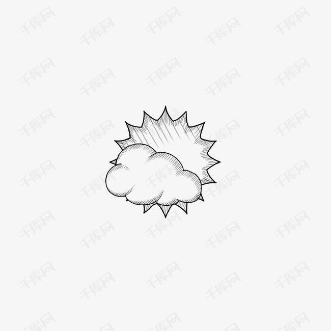 乌云与太阳