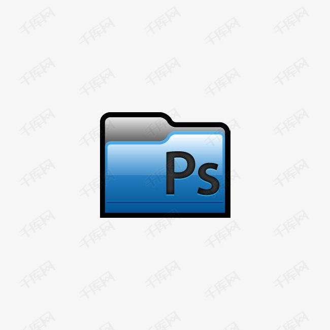 Adobe Photoshop 01文件夹图标