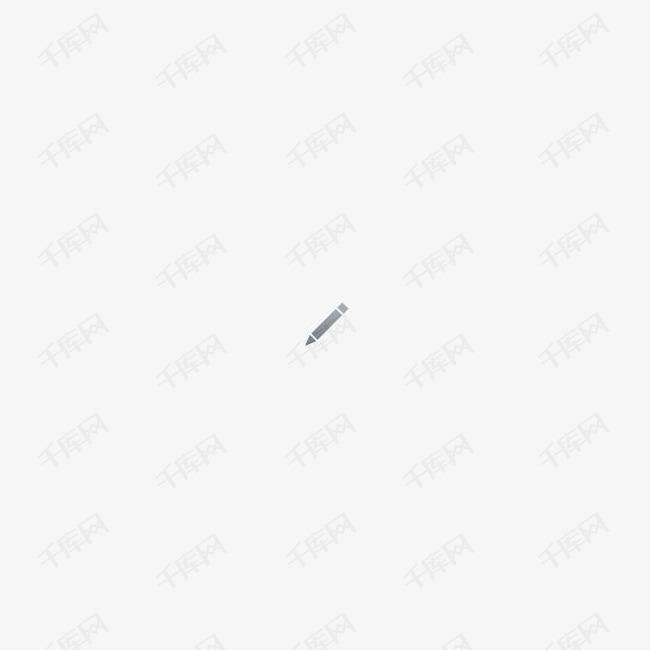 铅笔应用程序图标