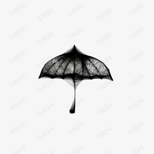 中国风雨伞