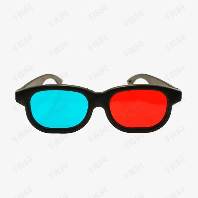 3D眼镜素材