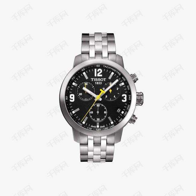 天梭石英手表