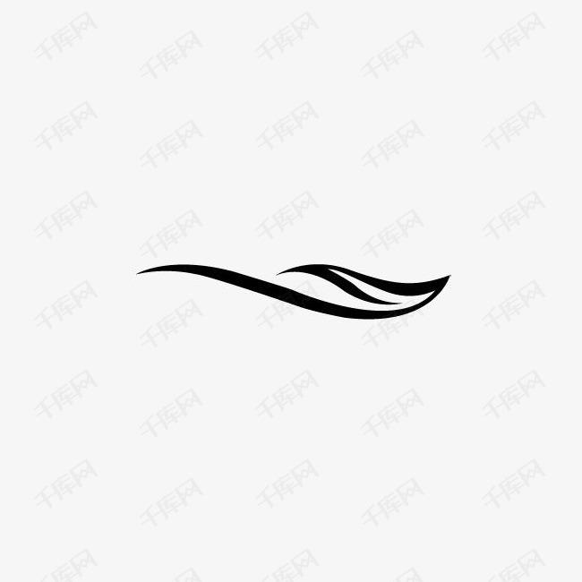 图案花纹的素材免抠图案花纹黑色古风简易