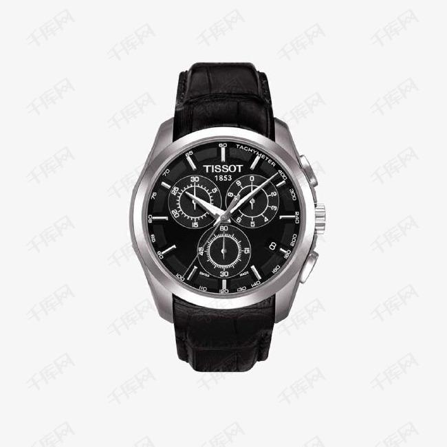 天梭库图系列手表