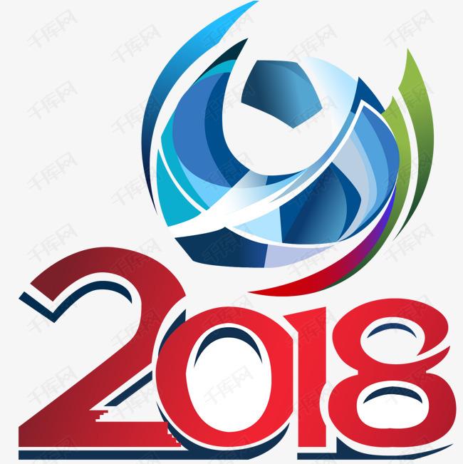2018世界杯图标矢量素材