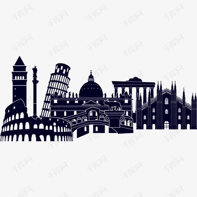 意大利建筑素材图片免费下载 高清png 千库网 图片编号8587934图片